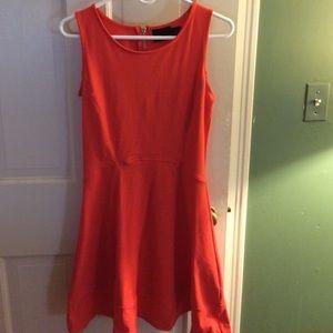Cynthia Rowley flared dress