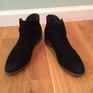 Short Ankle Booties