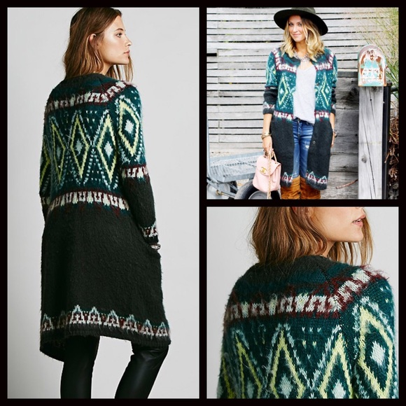 40% off Free People Sweaters - ❌SOLD FREE PEOPLE Fair Isle ...