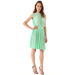 Tibi Dresses & Skirts - [Tibi]mint sleeveless dress