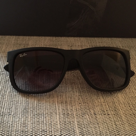 ray ban justin classic homme