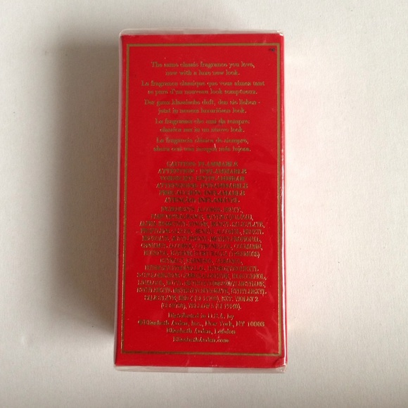 37% off Elizabeth Arden Other - NWT Elizabeth Arden Red ...