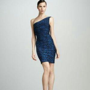 Herve Leger Dresses & Skirts - Herve Leger Color Combo Bandage Dress