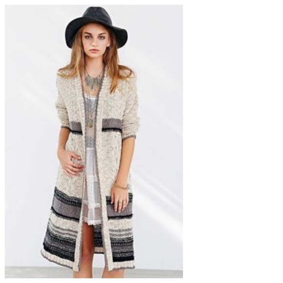 73% off Urban Outfitters Sweaters - NWT, Ecote Open Knit Textured ...