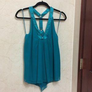 Development by erica davis Tops - Gorgeous 100% silk halter
