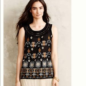 Bundle Anthropologie Firelight Tank and dress