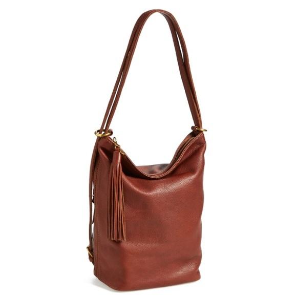 HOBO Handbags - Hobo Blaze Convertible Leather Shoulder Bag 6398f53e993d1
