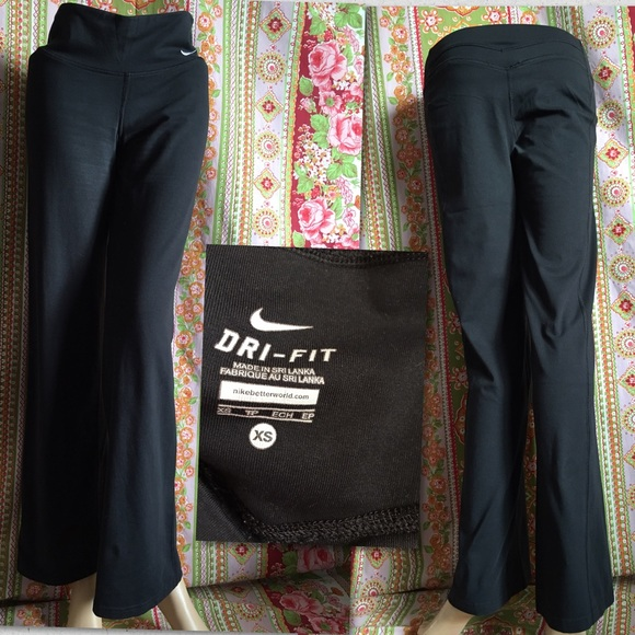 Luxury Nike DriFIT Basic Women39s Yoga Pants  Polyvore