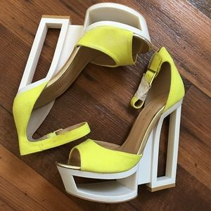 Nasty Gal Shoes - C. Label Heels