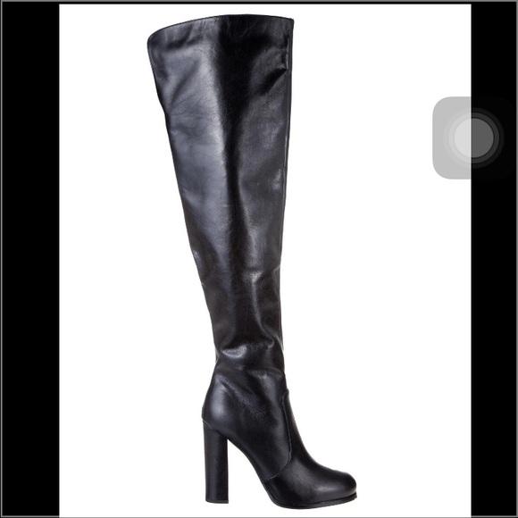 45 tony bianco shoes tony bianco thigh high leather