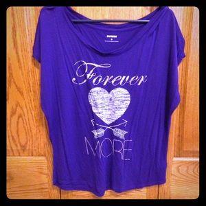 Express blouse. Size L