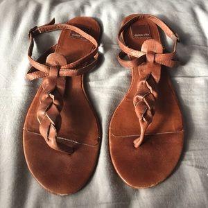 Dolce vita braided sandals