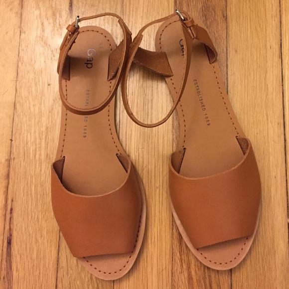 04ae82498 GAP Shoes - GAP ankle strap sandals sz 8 39