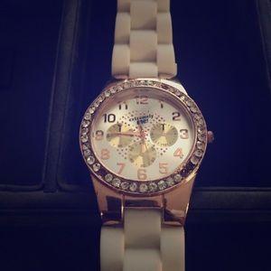 Very Stylish Rose Gold Watch