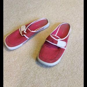 71 esprit shoes esprit wedge sandals from m s