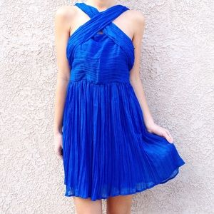 1 DAY SALE | new | blue evening dress