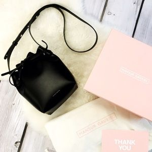 Mansur Gavriel Handbags - Mansur Gavriel Mini Mini Bucket Bag