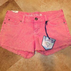Revolution Pants - NEW Revolution Revolt Pink Shorts 9