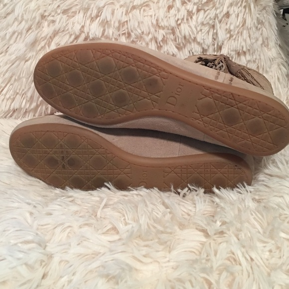 Dior Shoes - Christian Dior suede tassel booties.authentic !