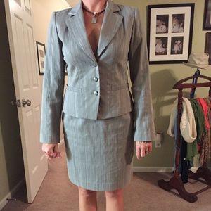 Isabel & Nina Skirt Suit