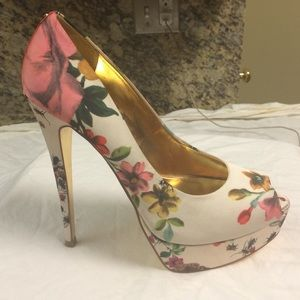 buy for sale Ted Baker Carlina Floral Pumps shipping outlet store online new arrival cheap price WkgRaDeU4F