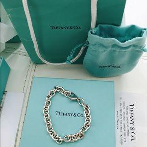 Tiffany & Co. Jewelry - Authentic Tiffany & Co Charm Bracelet and 3 Locks