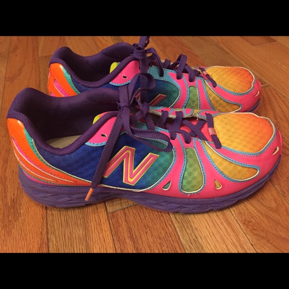 new styles a8e67 7dcb0 ... pink purple orange green 35583 6d79a  store new balance 890 v3  multicolor running shoe c97d0 0117e
