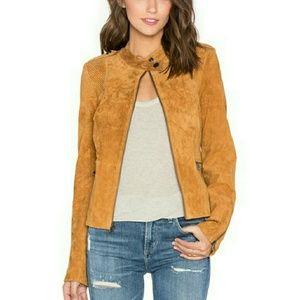 Sanctuary Jackets & Blazers - ✨HPx11✨ SANCTUARY suede motto jacket