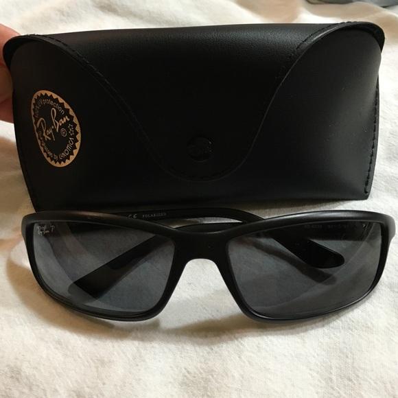 498d39dd006 Men s Ray Ban Sport Polarized Sunglasses. M 56828be915c8af727b01eae4