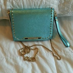 Rebecca Minkoff shoulder bag.