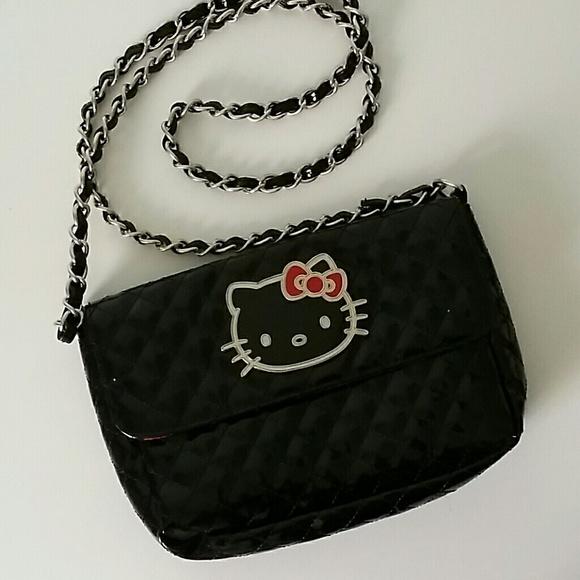 4e71a56f0bef Hello Kitty Handbags - Hello kitty crossbody bag sanrio loungefly