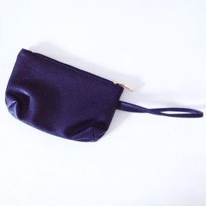 | new | plum pouch