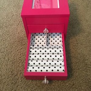 Xhilaration Jewelry Pink Box Poshmark