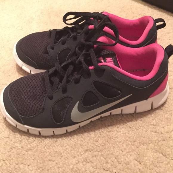 Girls Nike Free 5.0 Size 3 Youth