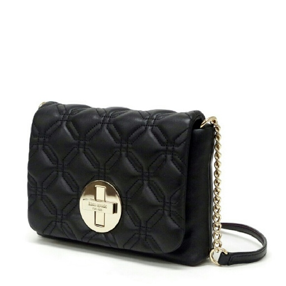 56% off kate spade Handbags - {kate spade} astor court leather ... : quilted crossbody - Adamdwight.com