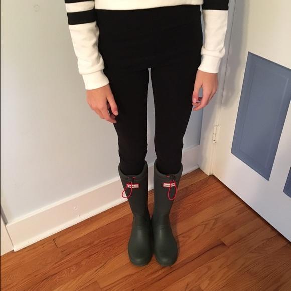 Hunter Women's Original Tour Packable Rain Boots sDffE