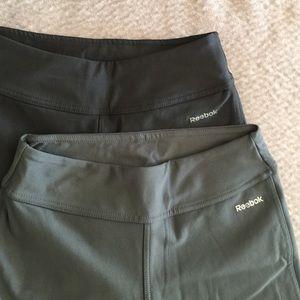 Reebok Easytone Pantalones Capri D3VhZRkUs