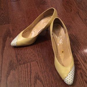 VINTAGE FABERGE shoes for sale