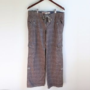 Mossimo Supply Co. Pants - Plaid casual pants