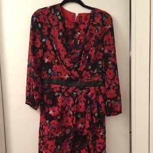 Walter Baker Floral Dress