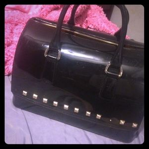 Black Jelly Bag