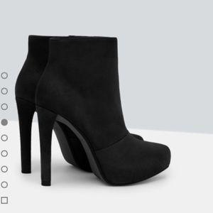 Zara Shoes - Coming soon Zara Boots, Stilettos, Blanket Scarf