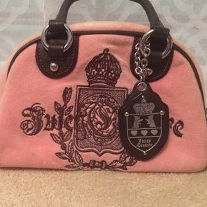 Juicy couture bowler