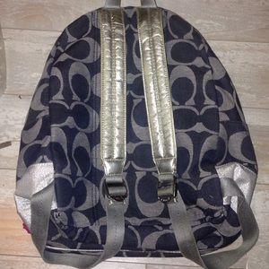 e9e3e510b265 Coach Bags - COACH F77171 Signature Womens Backpack Bag Handbag