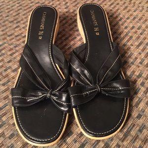 83 Off Damiani S Shoes Damiani S Italian Sandal Clear