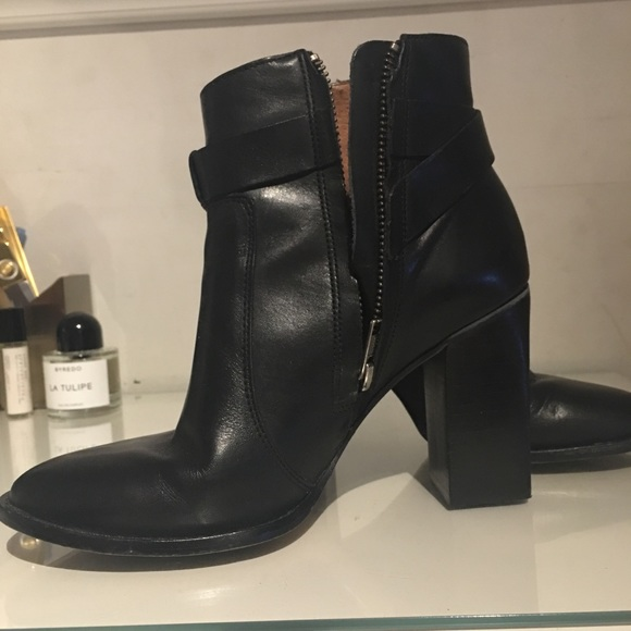 70 madewell shoes madewell black ankle boots