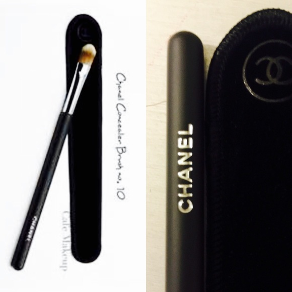 ad47f6cd20 CHANEL CONCEALER BRUSH #10 NWT