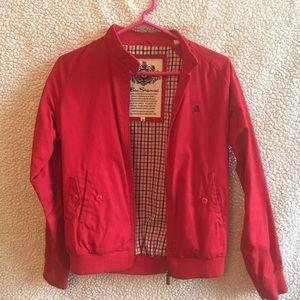 Ben Sherman Sport Jacket - Red