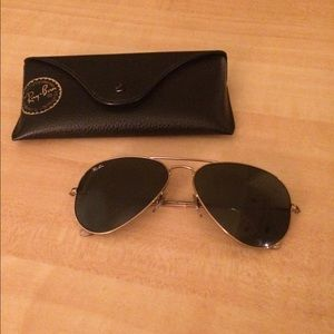 Ray Ban Aviators RB3025 58mm