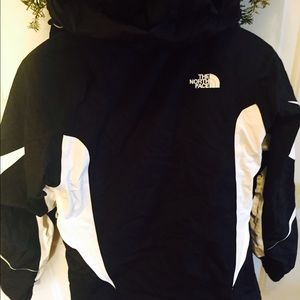 The North Face Jackets & Coats | North Face Womens Black ...